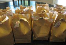 Gift Wrap & Bag Ideas
