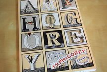 Edward Gorey, Amphigorey 15 Books
