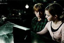 •ron+hermione