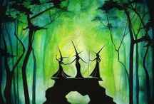 Magical Scenes.. / by Sandi Moore