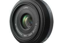 Camera Lenses / The latest cameras lenses from wide angle, fisheye, to super telephoto.