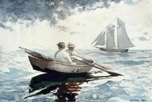 Akvarel: Winslow Homer