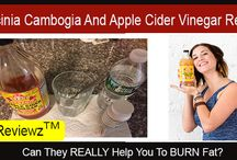 Garcinia Cambogia And Apple Cider Vinegar / Learn How To Use Garcinia Cambogia And Bragg's Apple Cider Vinegar Recipe For Fast And Effective Weight Loss