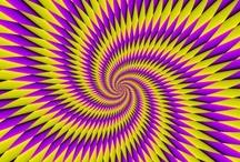 Optical Illusion■○●□