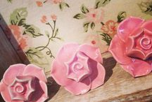 Knobs and Knockers / We have knobs and knockers of all shapes and sizes at Tea & Roses!