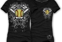 Softball baseball apparel
