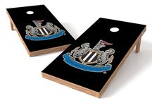 Newcastle United Football Club Cornhole