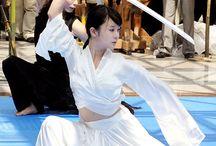 Martial Girls