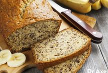 Gluten free bread, cakes and desserts