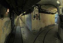 Corridors in buildings / Josephine