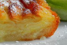 Gâteaux pommes
