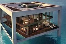 Casas incríveis