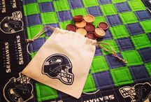 Creative Crafting: Sports / Sewing, quilting, yarn arts and more to show your love of sports and your favorite teams.