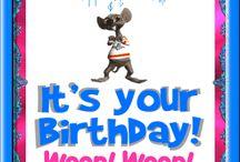 lustiger Geburtstag