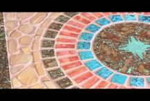 Gemstone Tile LLC Videos / These videos showcase how we handcraft our one of a kind turquoise tile! / by Gemstone Tile LLC