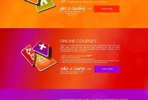 Our Web Design Projects / Screen captures of some of the exciting websites we've recently created.