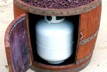 Wine Barrels Ideas
