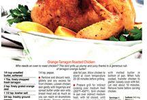 Braai Orange Chicken