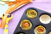 Crostatine salate e dolci