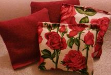 Rose / Gift ideas made with rose petals