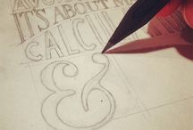 Paper Crafts & Hand Lettering
