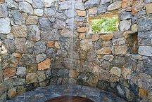 душ из природных