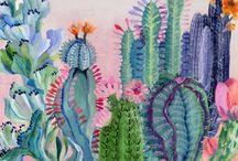 Ilustración de Flores