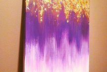 Tavlor att måla