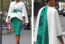 I ❤️❤️African print fashion!