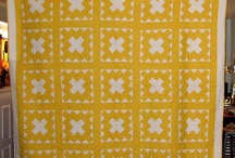 Yellow Quilts