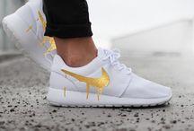Tenis e sapatos