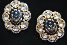 Big Studs / Fabulous stud earrings designed to make an instant impression