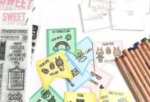 Easter Cards and Crafts / All things Easter, featuring Sweet Stamp Shop