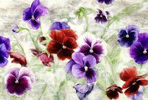 quadri con fiori
