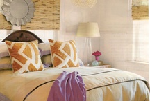 Master Bedroom / by Missy Schnorbus
