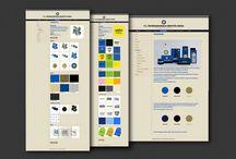 Manuales Corporativos y Brand Centers de marcas