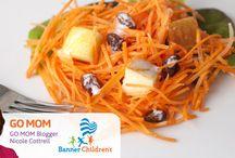 Kid-friendly recipes / Healthy, fun, kid-friendly recipes / by Banner Health