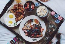 Food & Drinks / Mainly breakfast. I just loooooveeee breakfast