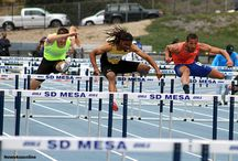 USATF Track Meet-San Diego / Some of the world's biggest track and field stars collide on the track in preparation for the US Olympic Trials.