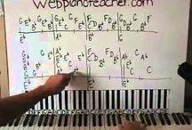 Piano tutorials and Music Arrangements / Piano tutorials and Music Arrangements