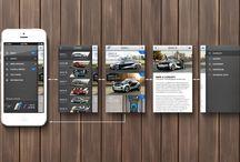 Smartphone UX / design