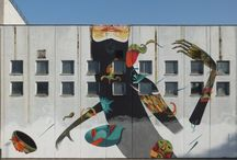 World of Urban Art : WESR  [Peru/Germany]