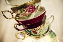 Spot of tea / by Arlene Davila