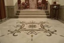 Floor Title / Creative floor designs with tite