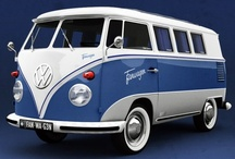 VW Vintage Kombi