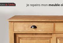 repeindre un meuble