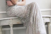 * say it with silver * / A light and elegant colour schemes that sparkles, take a look  at our silver ideas - Wedding Colour Inspiration by Love Art Wear Art