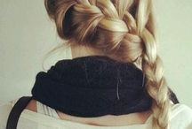 hairstyle ;)