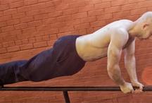 Beast Mode / Fitness, acrobatics, parkour, training. / by Fuel Man Dan