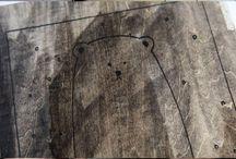 Деревянные картины